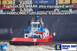 Kotug Smit tugboat SD SHARK