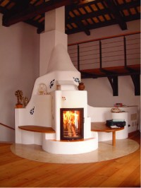 1000+ images about fireplaces -ADOBE - COB - WATTLE ...