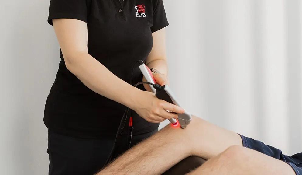 BIOFLEX Laser Probe Treatment Step 2