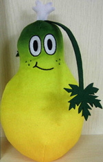 plant plushies lanakila papaya