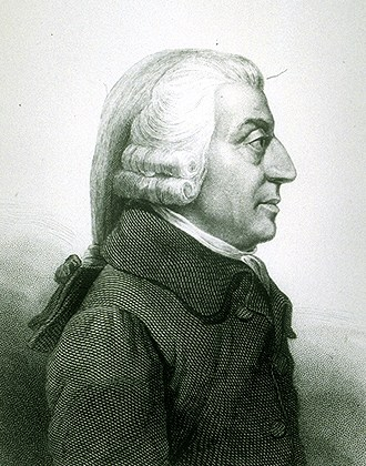 Adam Smith portrait