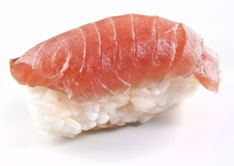 genetically engineered salmon could make sushi more sustainable