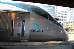 Acela Electric Train