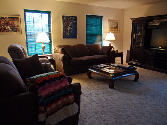 Living Room: Where Toxins May Be Hiding