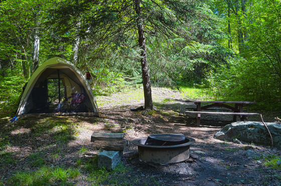 camping nature outdoors ecofriendly