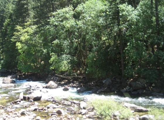 water stream power