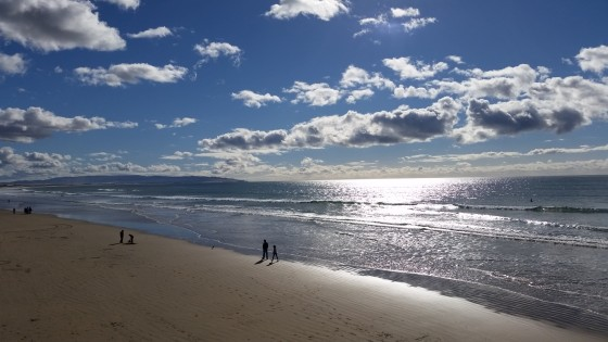 Beach photo taken by Tara McFatridge