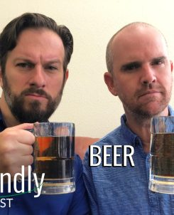 The Biofriendly Podcast - Episode 20 - Beer