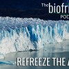Refreeze the Arctic