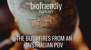 The Bushfires from an Australian POV