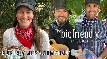 Biofriendly Meets Alchemist Farm