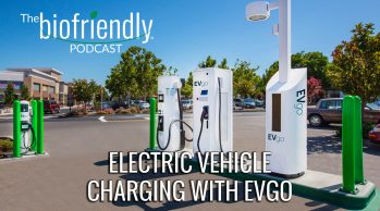 Electric Vehicle Charging with EVgo