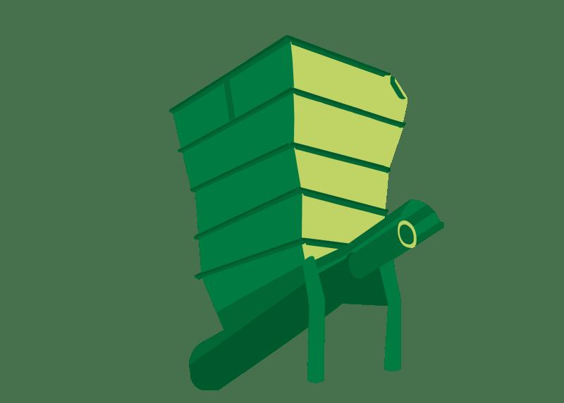 Einbringtechnik Easyfeeder