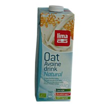 lait d'avoine nature