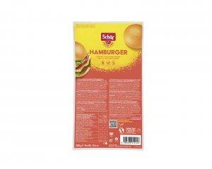 Panini Hamburger schar senza glutine e senza lattosio