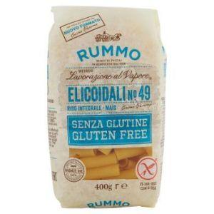 Elicidali senza glutine mais e riso integrale