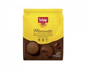 maranetti al cioccolato schar senza glutine e senza lattosio