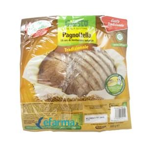 Pagnottella tradizionale giusto senza glutine e senza lattosio