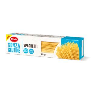 Spaghetti 400g doria senza glutine