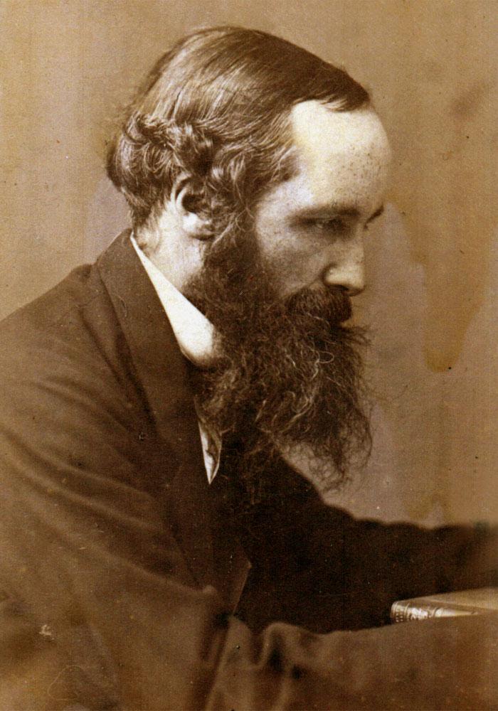 Biografia di James Clerk Maxwell