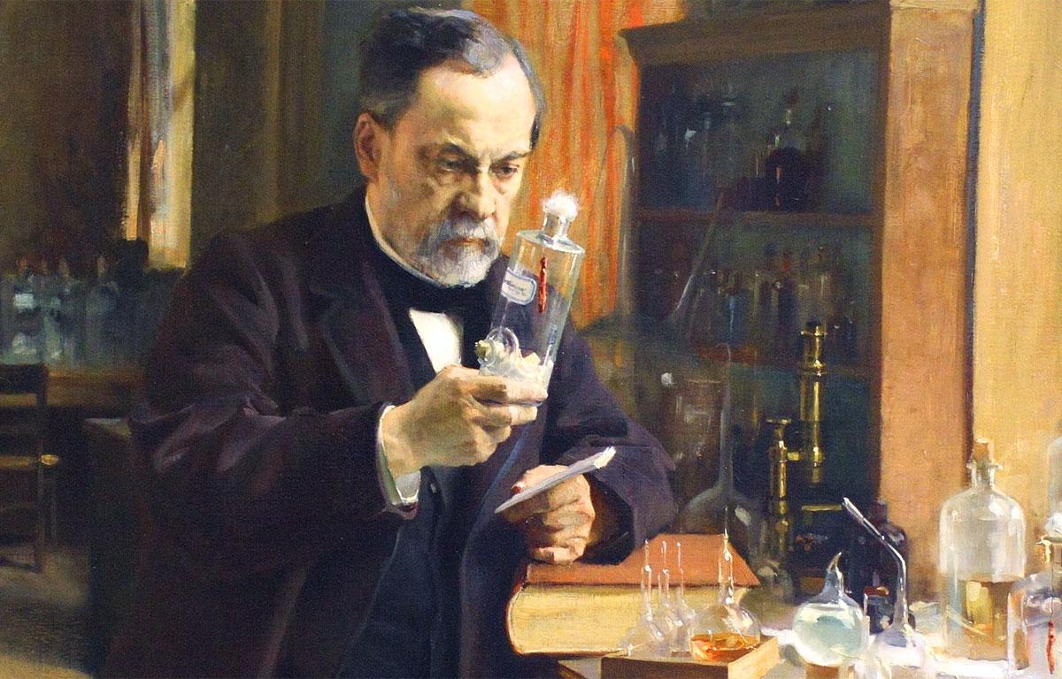 Foto di Louis Pasteur