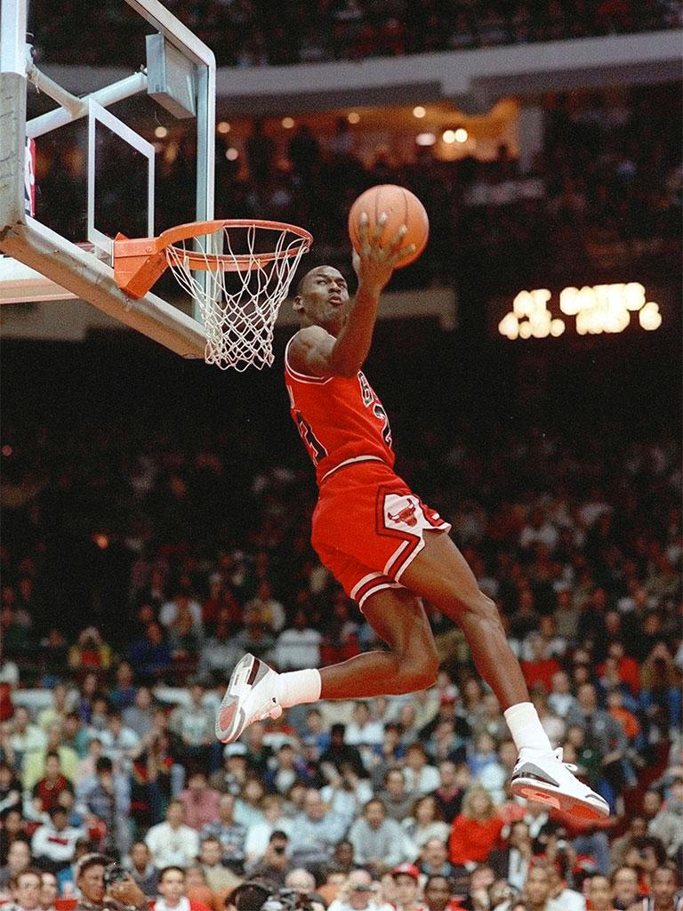 Biografia di Michael Jordan