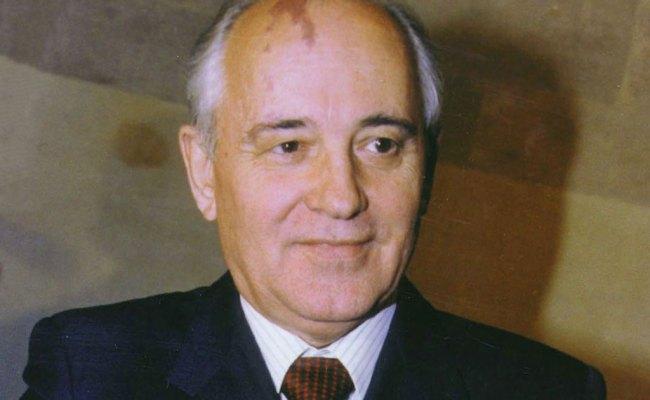 Biografia Di Mikhail Gorbaciov