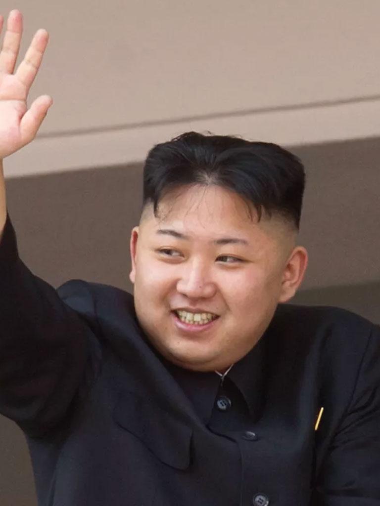 Kim Jongun biografia
