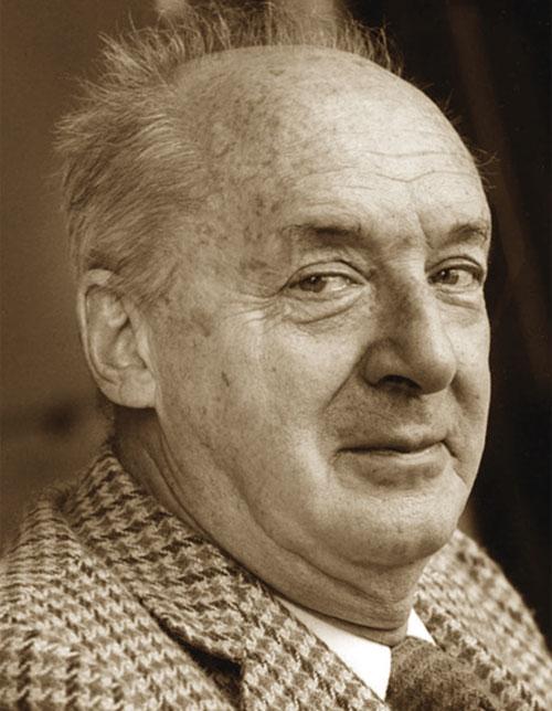 Biografia di Vladimir Nabokov