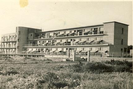 Život našega Biograda 1936. godine: Svečano otvorenje nove banovinske bolnice u Biogradu