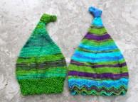 Pixi and Pumuckl hats
