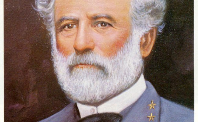 Robert E Lee Biography Famous Confederate General
