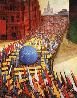 Diego Rivera - D�a del trabajo
