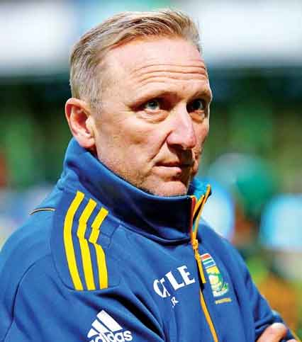 Biography of Allan Donald
