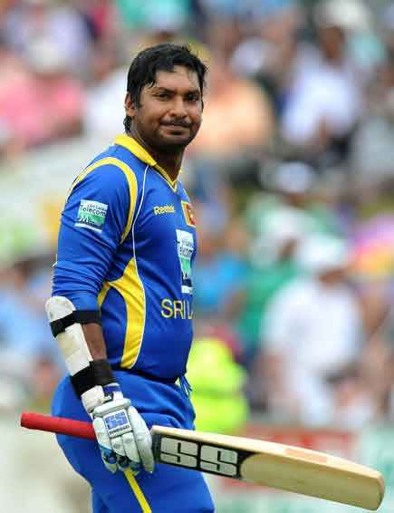 Biography of Kumar Sangakkara