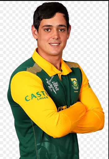 Biography of Quinton De Kock