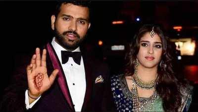 Rohit-Sharma-Family