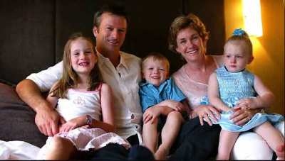 Steve-Waugh-family