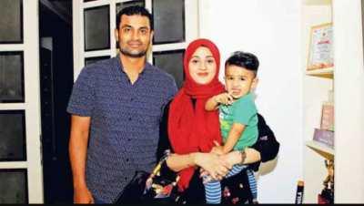 Tamim-Iqbal-Family