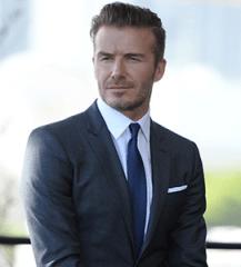 Biography of David Beckham