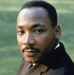 Biography of Martin Luther King