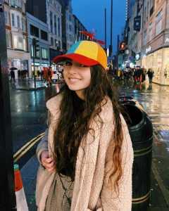 Luiza Cordery Biography