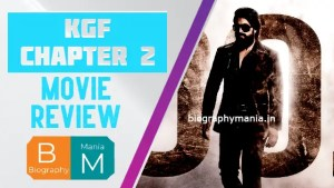 Read more about the article KGF Chapter 2 Movie Review | Cast, Box Office Collection, Budget & More
