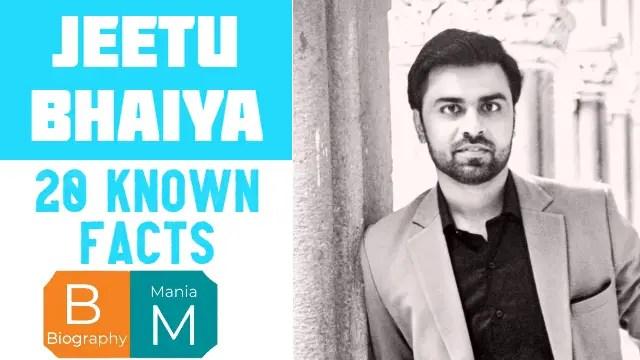 Jeetu-Bhaiya-Known-Facts-In-Hindi
