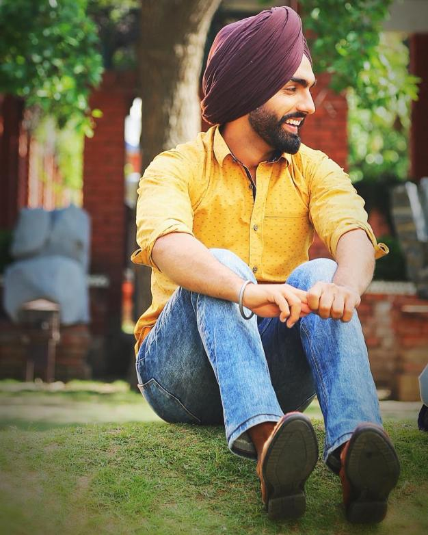 Actor Ammy Virk