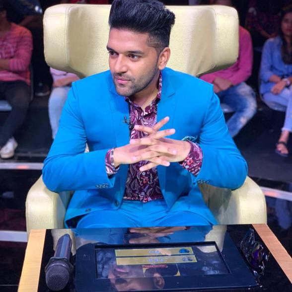 Judge Guru Randhawa