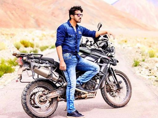 Nikhil Bike Lover