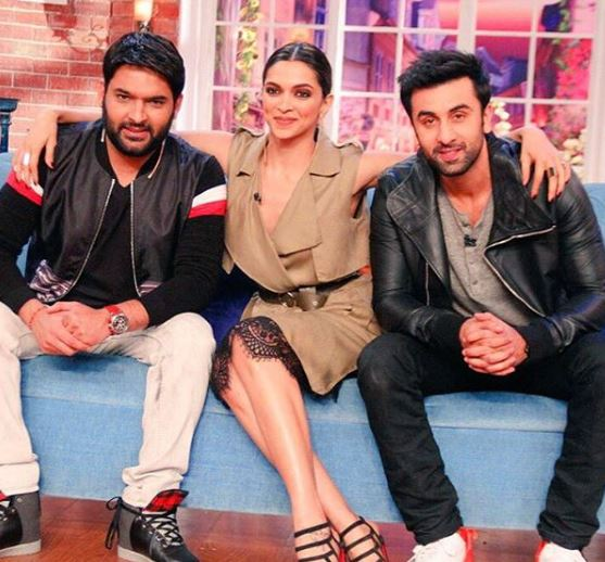 kapil with friends