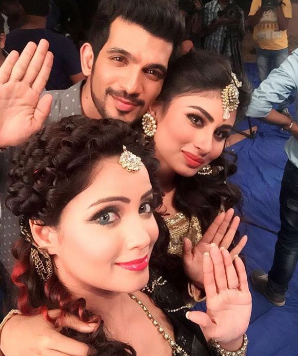 Arjun Bijlani in Naagin 3