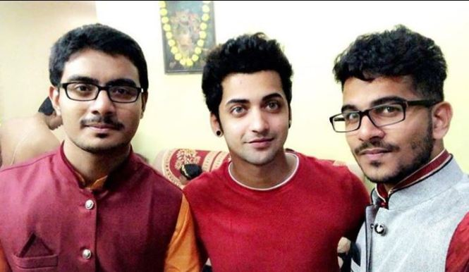 Sumedh Mudgalkar with Brothers